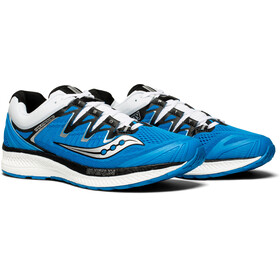 saucony Triumph ISO 4 Shoes Men Blue/Black/White